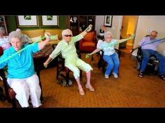 This video depicts the core members of an Elastic Band Class that I set up in the assisted care facility, Raincross of Riverside in Riverside,CA some months ...