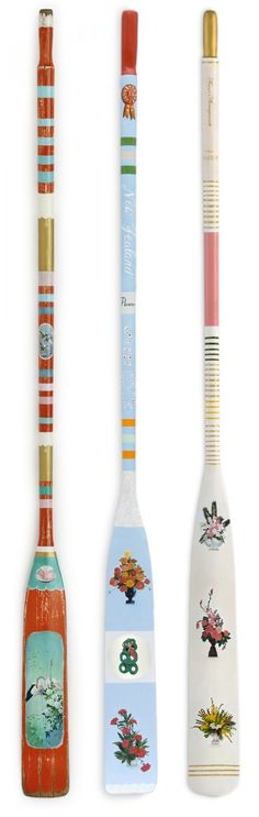 1000 images about painted oars on pinterest painted for Garderobe paddel