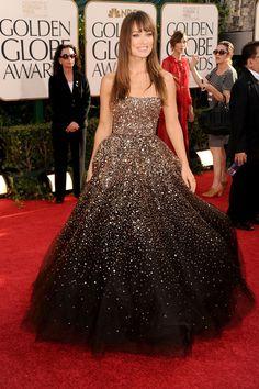 Oscar's dress