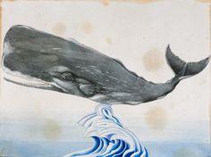 """Scott Kelley, The Second Souvenir, Watercolor on paper, 30"""" x 40"""""""