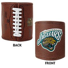 Jacksonville Jaguars Can Holder Set $19.99