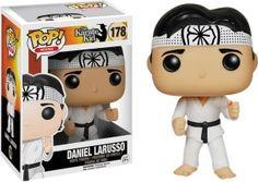Funko releasing Daniel Larusso pop vinyl from The Karate Kid