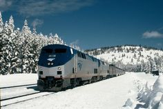 Riding the Zephyr from Chicago to California is on my travel bucket list.