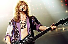 Rick Savage-Def Leppard - Def Leppard and Rockstar Photographs                                                                                                                                                                                 More