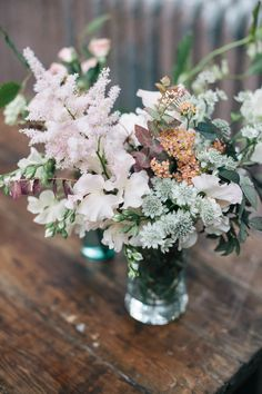 Pastel wedding flowers by Flora Starkey for a London wedding last Spring. Event by Liz Linkleter Event Planning and Design