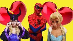 #Superhero #superheroes #superhumanos #elsa #elsainterntional #maleficent #spiderman #funny #inreallife #irl