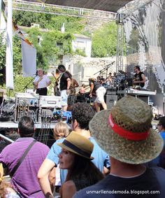 BluesCazorla Festival, Cazorla, unmarllenodemoda