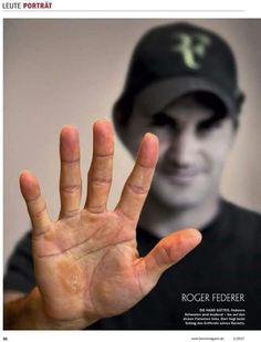 RF hand