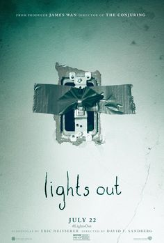 Lights Out (2016) is an American supernatural horror film that is based on director Sandberg's award-winning short film Lights Out (2013) and was shot in Sweden. Director David F. Sandberg …