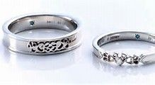 Image result for Mickey Mouse Wedding Rings for Him