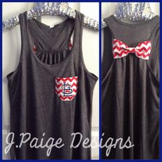 Dark Grey St. Louis Cardinals Tank Top $25 To order--email J.Paige Designs at jpaigedesigns13@gmail.com