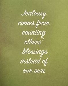 Jealousy Quotes :   QUOTATION – Image :    As the quote says – Description  True    - #JealousyQuotes