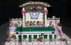 Lego Friends' Royal Pavilion | Flickr - Photo Sharing!