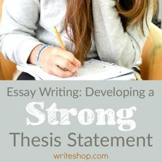 Essays Done For You College Prep Writing A Thesis Statementthesis Writingessay  The Allegory Of The Cave Essay also Teenage Curfew Essays This Is A Super Helpful Guide To Writing Thesis Statements  Single Parenting Essay