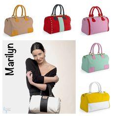 Nuestro ''Marilyn'' vestido de primavera. Hazte el tuyo en www.collectionbyyou.com