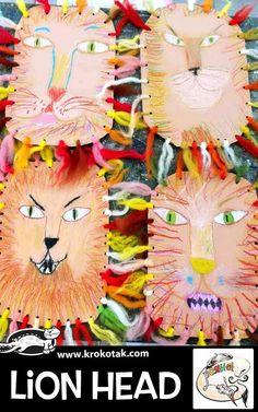 krokotak   Lion Head