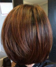 Medium Hair Cuts, Short Hair Cuts, Medium Hair Styles, Short Hair Styles, Blonde Bob Hairstyles, Bob Hairstyles For Fine Hair, Brown Hair With Blonde Highlights, Hair Highlights, Short Hair Lengths