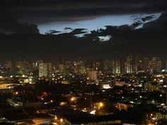 Vista para os bairros de Nazaré e Umarizal (Vinicius Manfrim - Flickr)