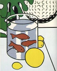 Roy Liechtenstein...