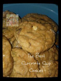 Chocolate Chip Cookie Recipe using cake mix