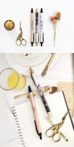 The classy and sophisticated But Today Pen is captivating.