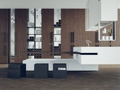 22 Best RECORD E CUCINE images | Contemporary unit kitchens ...