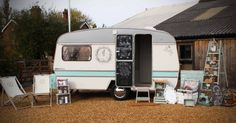 The Vintage Caravan Photobooth is perfect for all Events, Parties, Weddings and Functions. A quirky addition for those looking for something a little bit different or those who want to really finish off their Vintage theme. Vintage Caravans, Vintage Campers, Vintage Trailers, Glass House, Photo Booth, Vintage Theme, Vintage Love, Caravan Hire, Camping