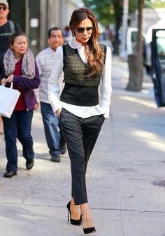 Victoria Beckham Photos: Victoria Beckham Running Errands In NYC