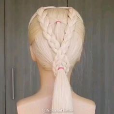 Baby Girl Hairstyles, Easy Hairstyles For Long Hair, Pretty Hairstyles, Braided Hairstyles, Medium Hair Styles, Curly Hair Styles, Natural Hair Styles, Hair Upstyles, Toddler Hair