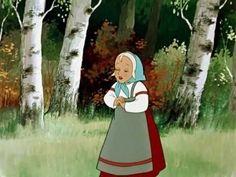 https://www.youtube.com/watch?v=BFcoHjyRyH8  Мультфильм Гуси лебеди