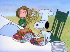 Thanksgiving ~ Peanuts