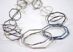 Large kinetic neck pieces - Scarlett Cohen French