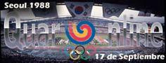 El 17 de Septiembre de 1988, se inauguran los Juegos Olímpicos de Seúl (Corea del Sur), oficialmente conocidos como los Juegos de la XXIV Olimpiada. http://www.quaronline.com/