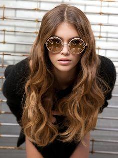 Kaia, la hija de Cindy Crawford topmodel juvenil - Belleza en vena
