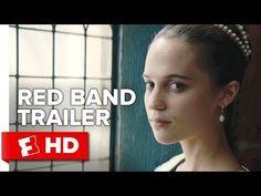 Tulipánová horúčka (2017) - Red Band Trailer - Dane DeHaan   Drámy   Trailery