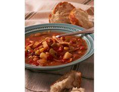 one pot Brunswick Stew