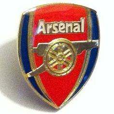 Arsenal Metal Pin Badge