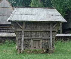 Vernacular Architecture, Shed, Outdoor Structures, House Design, Traditional, Frame, Houses, Picture Frame, Lean To Shed
