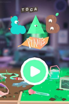 Découvrez le labo de Toca lab Plants et voyez si votre enfant a les pouces verts ! Une app fun autour des plantes  https://app-enfant.fr/application/toca-lab-plants-application-sciences-naturelles-ipad/