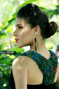 Model:Lucero Mejia make up & hairstyles: Alicia Mejia Photograpy:Alicia Mejia conception de l'image by Cindy Rosme