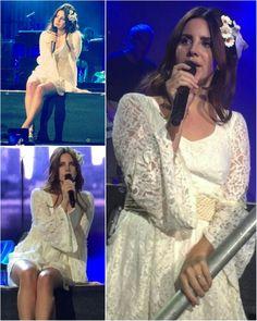 Lana Del Rey at the Moon & Stars Festival in Locarno, Switzerland #LDR