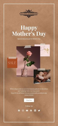 Special discounts just for Mother's Day Mothers Day Special, Happy Mother S Day, Happy Mothers, Essentials
