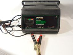 DieHard Fully Automatic Battery Charger Engine Starter 10/2/60 amp 6 & 12 Volt