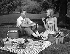 How to Pull Off the Perfect Picnic - from The Art of Manliness (fun blog).