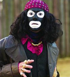 Papa Lazarou: you're my wife now...