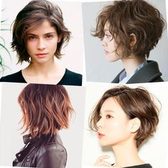 ideas hair art hairstyles half up Messy Short Hair, Wavy Hair, Short Hair Cuts, New Hair, Pixie Hairstyles, Pretty Hairstyles, Hair Inspo, Hair Inspiration, How To Make Hair