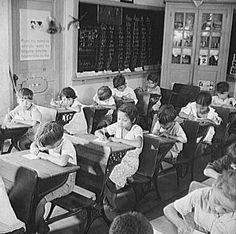 Escuela en Cidra, 1938