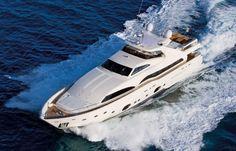 Yacht Custom Line 112 Next