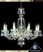 Czech crystal chandaliers