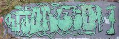 Street art à côté des Jardins familiaux de Courcouronnes - Graff en couleur 20160219022